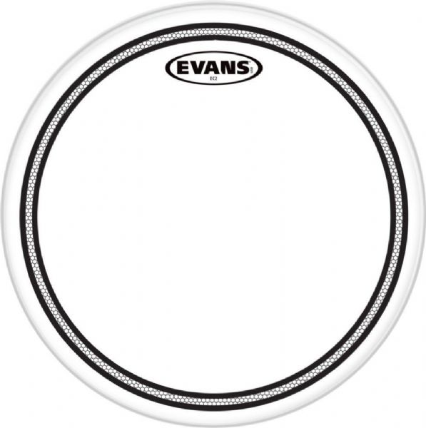Evans EC Resonant 16-inch Tom Drum Head - TT16ECR